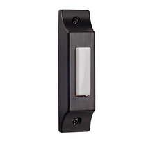 Craftmade BSCB-B - Surface Mount Lighted Push Button