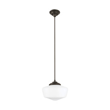 Sea Gull 65437-782 - Medium One Light Pendant