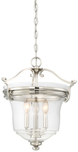 Minka-Lavery 3297-613 - 3 Light Pendant (Convertible To Semi Flush)