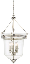 Minka-Lavery 3298-613 - 4 Light Pendant (Convertible To Semi-Flush)