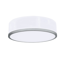 Norwell 5635-CH-SO - Meridian Small Flush Mount - LED