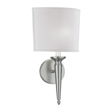 Norwell 8213-BN-WS - Georgetown Ada Sconce