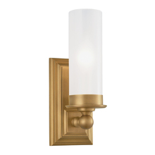 Norwell 9730-AG-MO - Richmond 1 Light Sconce