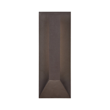 WAC US WS-W5915-BZ - UNO 15IN IN/OUTDOOR SCONCE 3000K