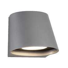 WAC US WS-W65607-GH - MOD 6IN OUTDOOR SCONCE 3000K