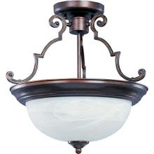 Maxim 5843MROI - Essentials - 584x-Semi-Flush Mount