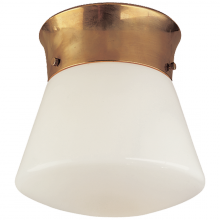 Visual Comfort TOB 4000HAB - Perry Ceiling Light in Hand-Rubbed Antique Brass