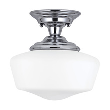 Sea Gull 77436-05 - One Light Semi-Flush Mount
