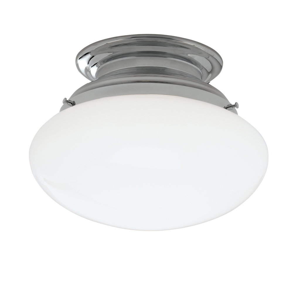 Lighting Etc. in North Richland Hills, Texas, United States, Norwell 5370-BN-SO, Clayton Flush Mount, Clayton