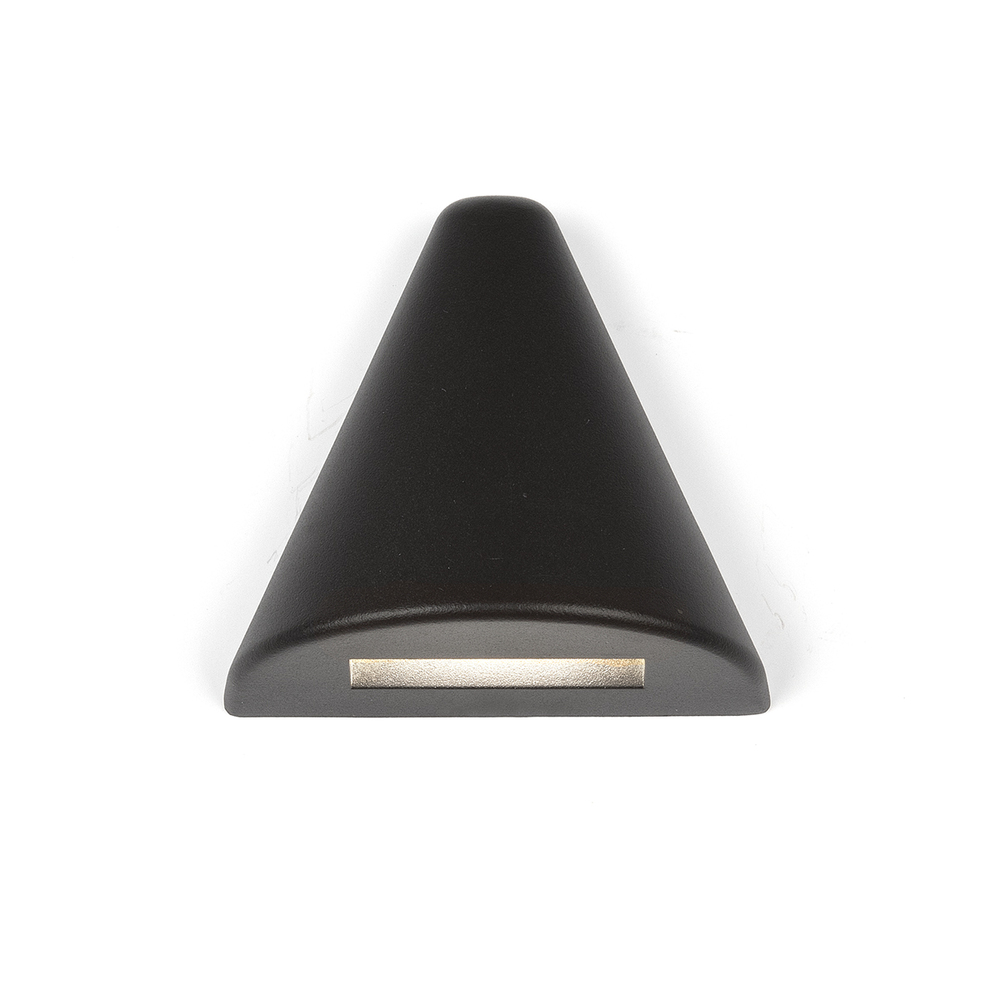 Lighting Etc. in North Richland Hills, Texas, United States, WAC US 3021-30BK, LANDSCAPE DECK 12V CONE - ALUM,