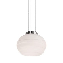 WAC US PD-51915-BN - ELLIPTIC 15IN PENDANT 2700K