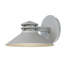 WAC US WS-W15708-GH - SODOR 8IN OUTDOOR SCONCE 3000K