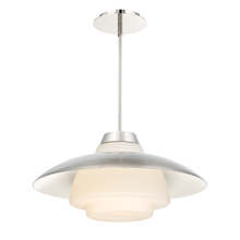 WAC US PD-83720-PN - DECO 20IN PENDANT 3000K
