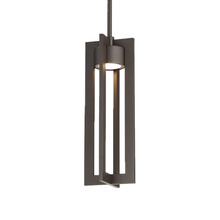 WAC US PD-W48616-BZ - CHAMBER 16IN OUTDOOR PENDANT 3000K