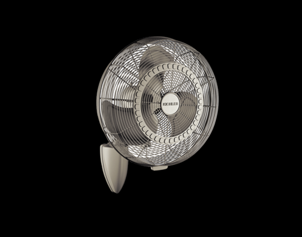 Lighting Etc. in North Richland Hills, Texas, United States, Kichler 339218NI, 18 Inch Pola Wall Fan, Pola