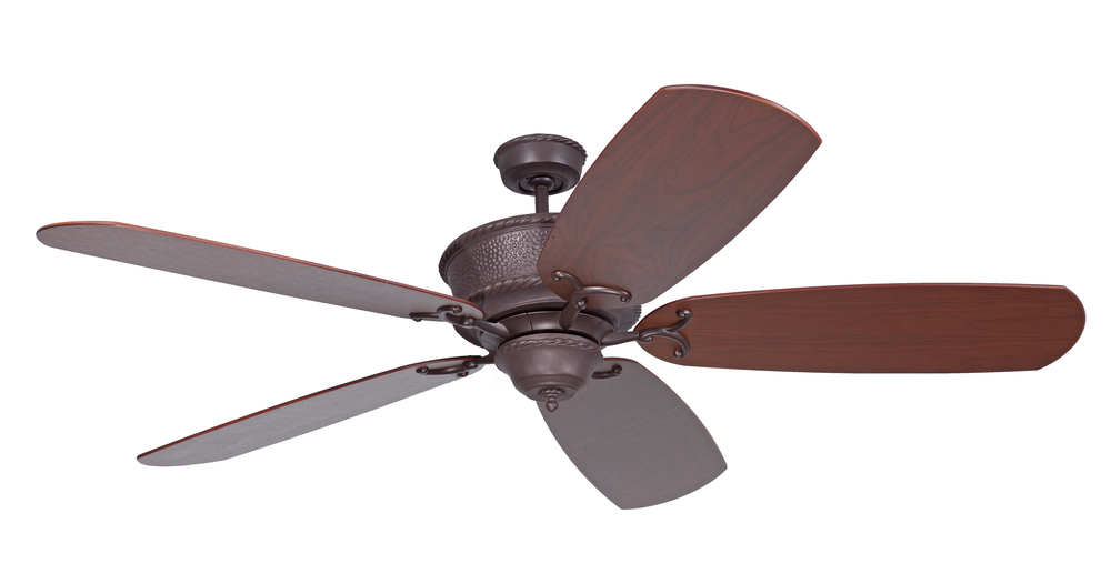 "Lighting Etc. in North Richland Hills, Texas, United States, Craftmade DCRT70AG, 70"" DC Riata Grande Ceiling Fan in Aged Bronze Textured (Blades Sold Separately), DC Riata Grande"