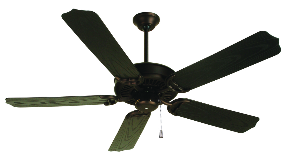 "Lighting Etc. in North Richland Hills, Texas, United States, Craftmade K10173, Porch Fan 52"" Ceiling Fan Kit in Oiled Bronze, Porch Fan"