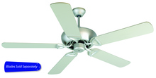 "Craftmade LW52BN - Leeward 52"" Ceiling Fan in Brushed Satin Nickel (Blades Sold Separately)"