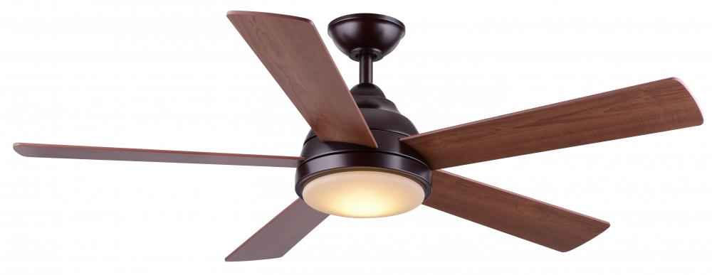 Lighting Etc. in North Richland Hills, Texas, United States, Wind River WR1475OB, Neopolis Oiled Bronze 52 Inch Ceiling Fan, Neopolis