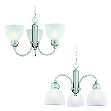 Sea Gull 31035-962 - Three Light Chandelier
