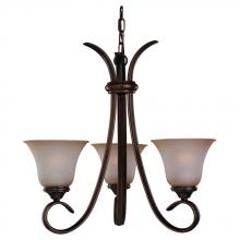 Sea Gull 31360-829 - Three-Light Rialto Chandelier