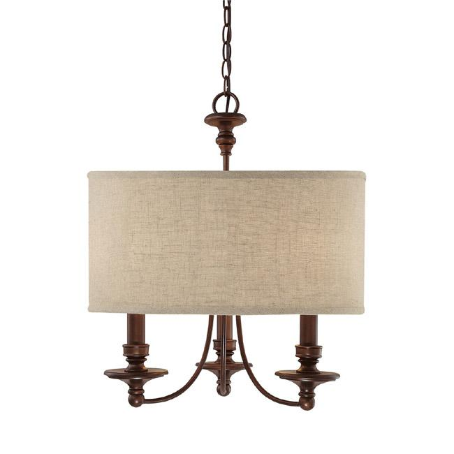 Bronze Chandelier With Lamp Shades Lamps Shades – Bronze Chandelier with Shades