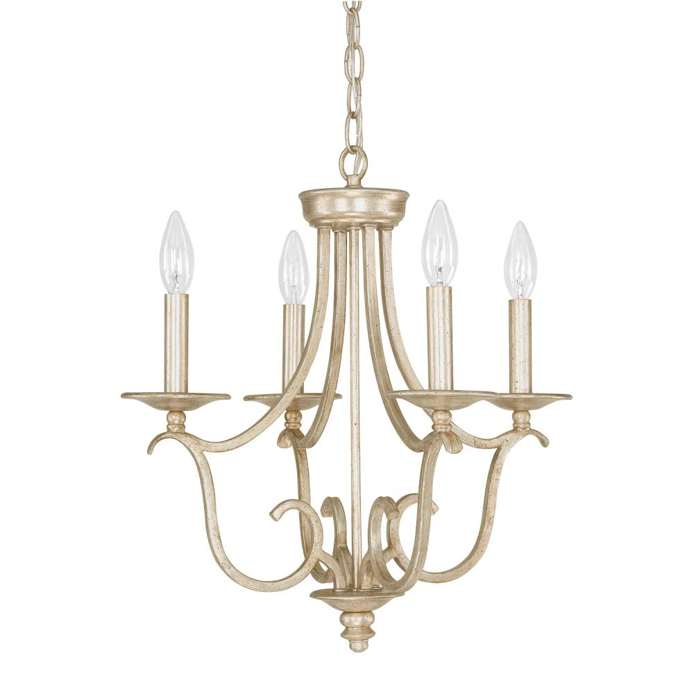 Lighting Etc. in North Richland Hills, Texas, United States, Capital 4724WG-000, 4 Light Mini Chandelier, Bailey