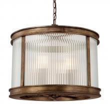 Capital 312042RT - 4 Light Pendant