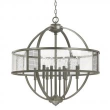 Capital 4852GR - 8 Light Pendant