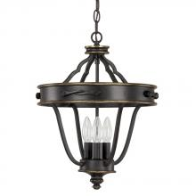 Capital 9001SY - 3 Light Dual Mount Foyer