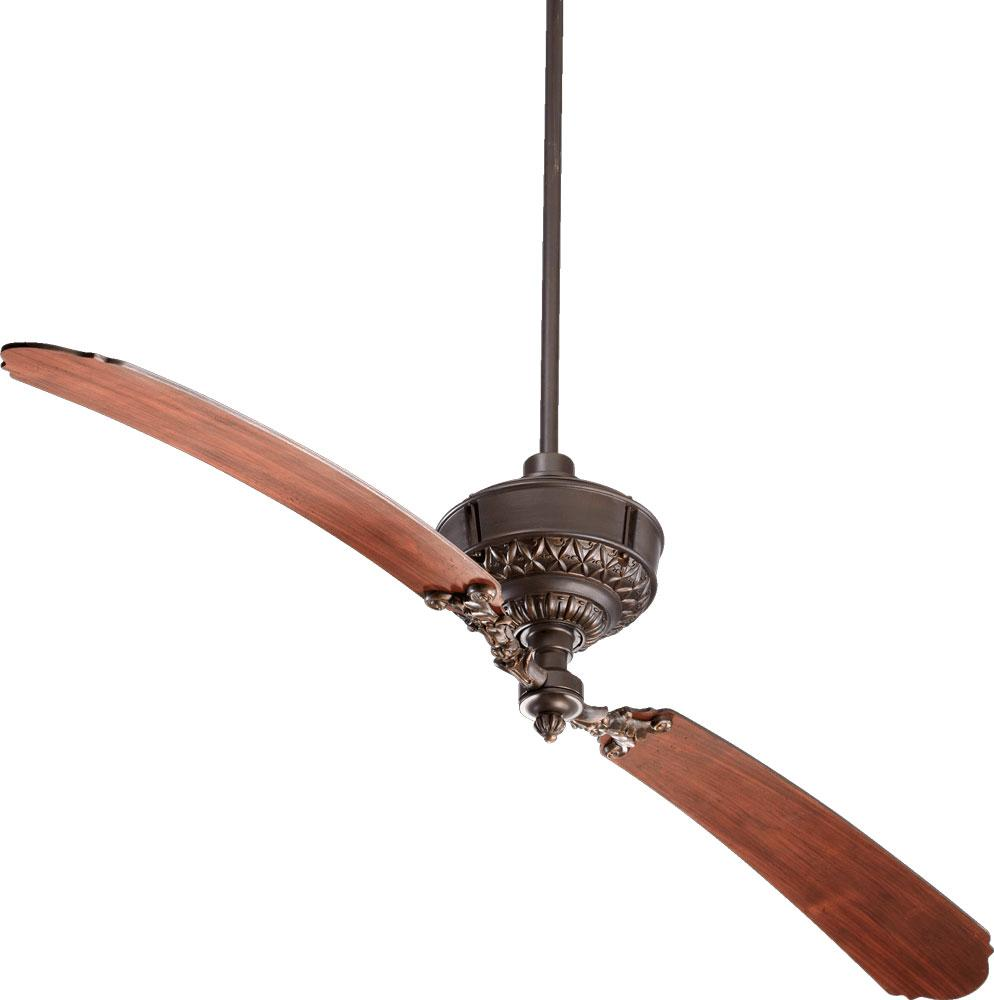 "Lighting Etc. in North Richland Hills, Texas, United States, Quorum 28682-86, TURNER 2BLD 68"" FAN - OB, Turner"