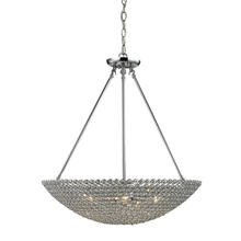 ELK Lighting 10483/5 - Hammond 5 Light Pendant In Polished Chrome