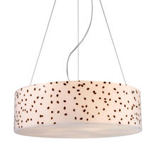 ELK Lighting 19023/5 - Modern Organics-5-light Pendant In Coffee Bea